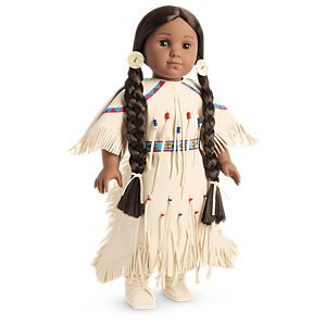 Kaya's Trading Outfit for 18-inch Dolls