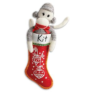 Kit's Christmas Stocking