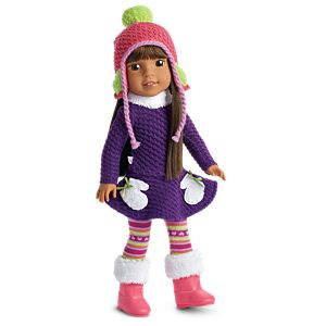 Casually Cozy Outfit for WellieWishers Dolls