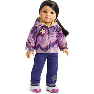 Star of the Slopes Outfit for 18-inch Dolls
