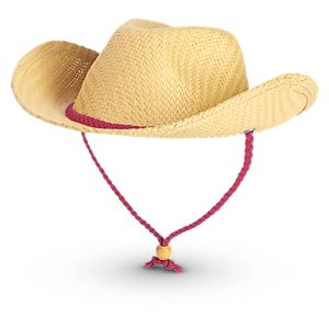 Western Hat for 18-inch Dolls