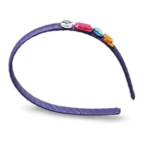 Gemstone Headband for Girls