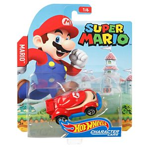 Hot Wheels® Super Mario Bros Mario
