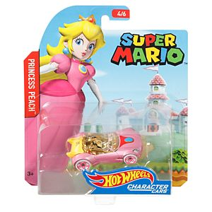 Hot Wheels® Super Mario Bros Peach