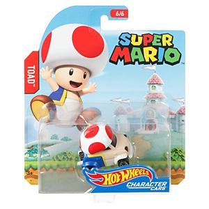 Hot Wheels® Super Mario Bros Toad