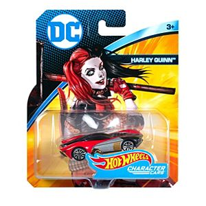 Hot Wheels® DC Universe™ Harley Quinn™ Vehicle