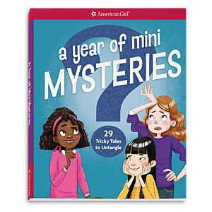 A Year of Mini Mysteries