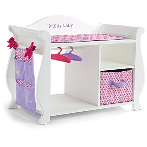 Bitty's Changing Table