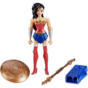 Justice League Action Wonder Woman™ 4.5-Inch Figure