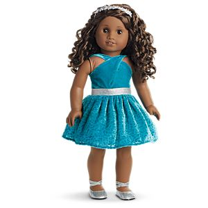 Gabriela's Celebration Dress for 18-inch Dolls