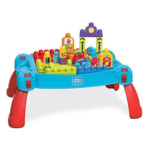 Mega® Bloks Build 'n Learn Table