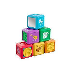 Laugh & Learn® First Words Music Blocks