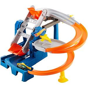 Hot Wheels® Factory Raceway Play Set