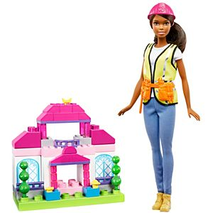 Barbie® Builder Doll & Playset