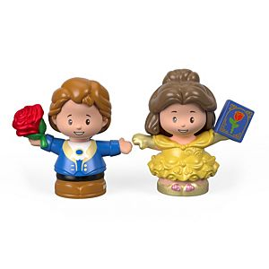 Disney Princess Belle & Prince by Little People®