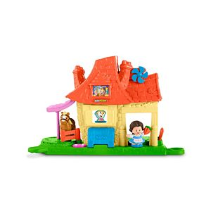Disney Princess Belle's Caring House by Little People®