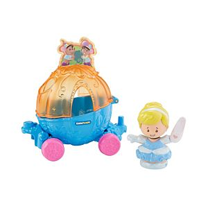 Disney Princess Parade Cinderella & Pals Float by Little People®