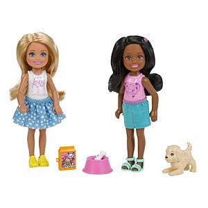 Barbie® Chelsea® Dolls
