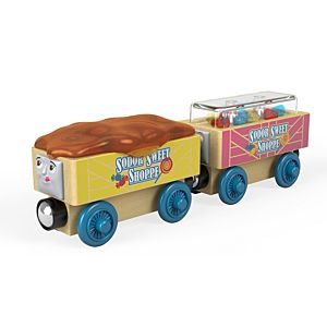 Thomas & Friends™ Wood Candy Cars