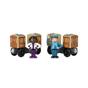 Thomas & Friends™ Wood Annie & Clarabel