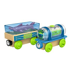 Thomas & Friends™ Wood Aquarium Cars