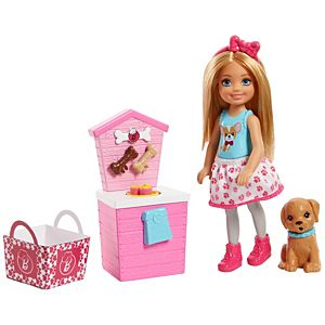 Barbie® Chelsea® Doll and Playset