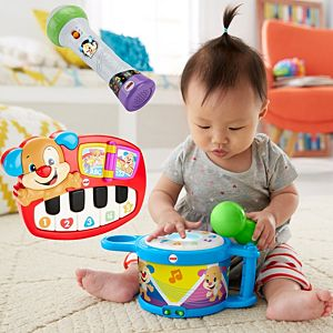 Laugh 'N Learn® Let's Make Music Gift Set
