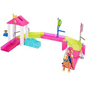 Barbie® On The Go™ Pony Race Playset