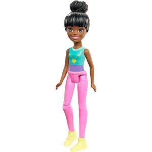 Barbie® On The Go™ Blue and Pink Fashion Doll