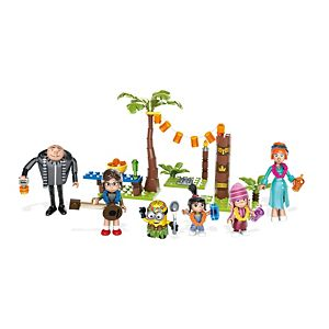 Mega Construx™ Despicable Me 3™ Family Luau Party