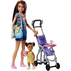 Barbie® Skipper™ Babysitters Inc.™ Doll and Playset