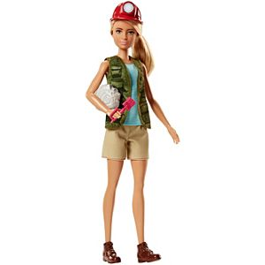 Barbie® Paleontologist Doll