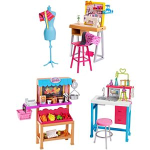 Barbie® Career Places Playset Collection