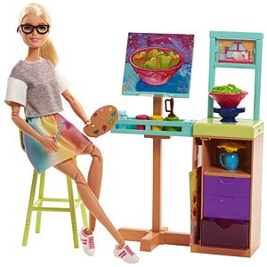 Barbie® Art Studio Playset