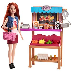 Barbie® Grocery Playset