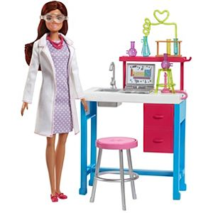 Barbie® Science Lab Playset