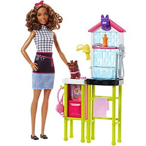Barbie® Pet Groomer Doll