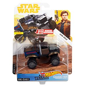 Hot Wheels® Star Wars™ Han Solo™ Vehicle