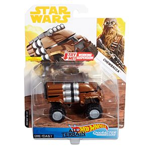 Hot Wheels® Star Wars™ Chewbacca™ Vehicle