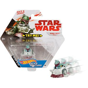 Hot Wheels® Star Wars™ Boba Fett Vehicle