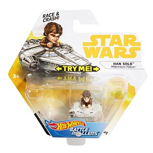 Hot Wheels® Star Wars™ Han Solo Millennium Falcon™ Vehicle