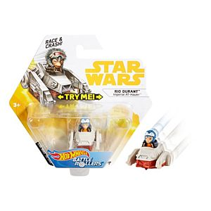 Hot Wheels® Star Wars™ Rio Monkey in Quad Hauler™ Vehicle