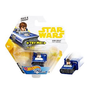 Hot Wheels® Star Wars™ Han Solo™ Han's Speeder™