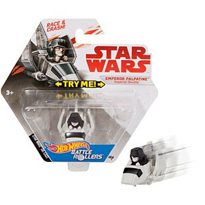 Hot Wheels® Star Wars™ Emperor Palpatine™ Imperial Shuttle™
