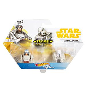 Hot Wheels® Star Wars™ Rio Monkey™, Quad Hauler™ & Magna Trooper™ Conveyex™ 2-Pack Vehicle