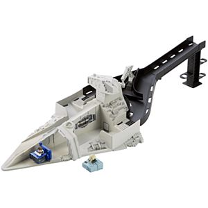 Hot Wheels® Star Wars™ Battle Rollers Star Destroyer Slam & Race Launcher Play Set
