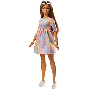 Barbie® Fashionistas® Doll 77 To Tie Dye For - Curvy