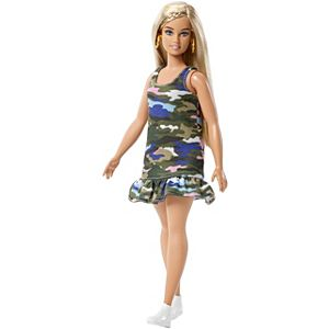 Barbie® Fashionistas™ Doll 94 – Curvy with Blonde Braids