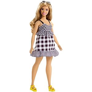 Barbie® Fashionistas® Doll 96 – Curvy with Dark Blonde Hair