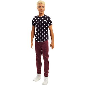 Ken® Fashionistas® Doll 1 In Black & White - Original